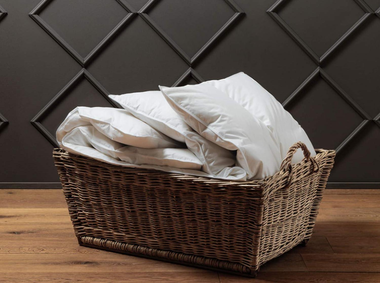 Surrey Couette en Duvet de Canard et Duvet de Canard 4,5 Tog Blanc King Size