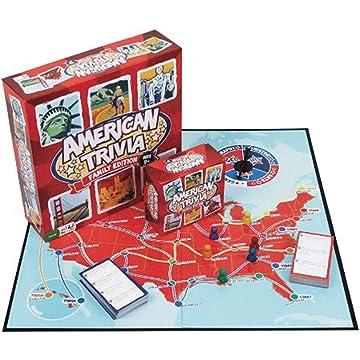 mini American Trivia Family Edition