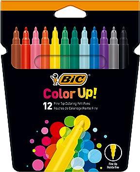 New Fine liner Coloring Pens Pack Set 10 Colors 0.5 mm Tip UK seller