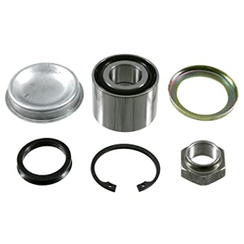 febi bilstein 11420 Wheel Bearing Kit with additional parts pack of one