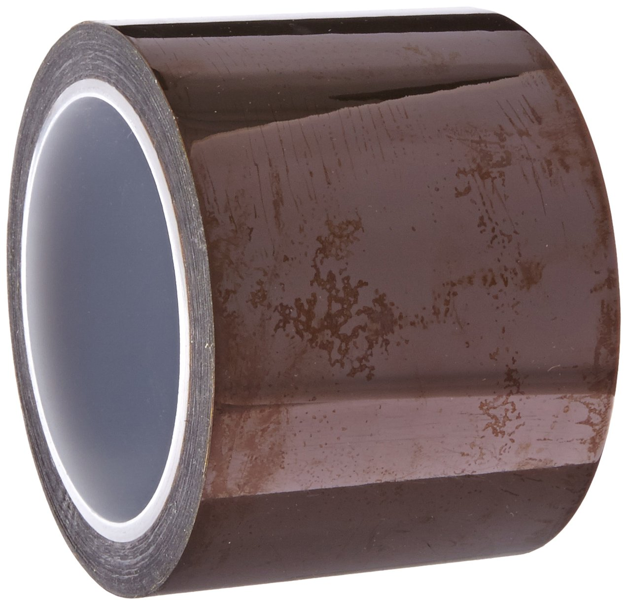 CS Hyde Kapton with Silicone Adhesive 3 Width x 36 Yard Roll 3 Width x 36 Yard Roll 18-2S-3-36 2 mil Thick Amber