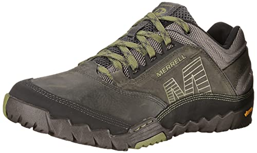 Merrell Annex, Men's Trekking and Hiking Shoes, J65117, Green (Castle Rock/