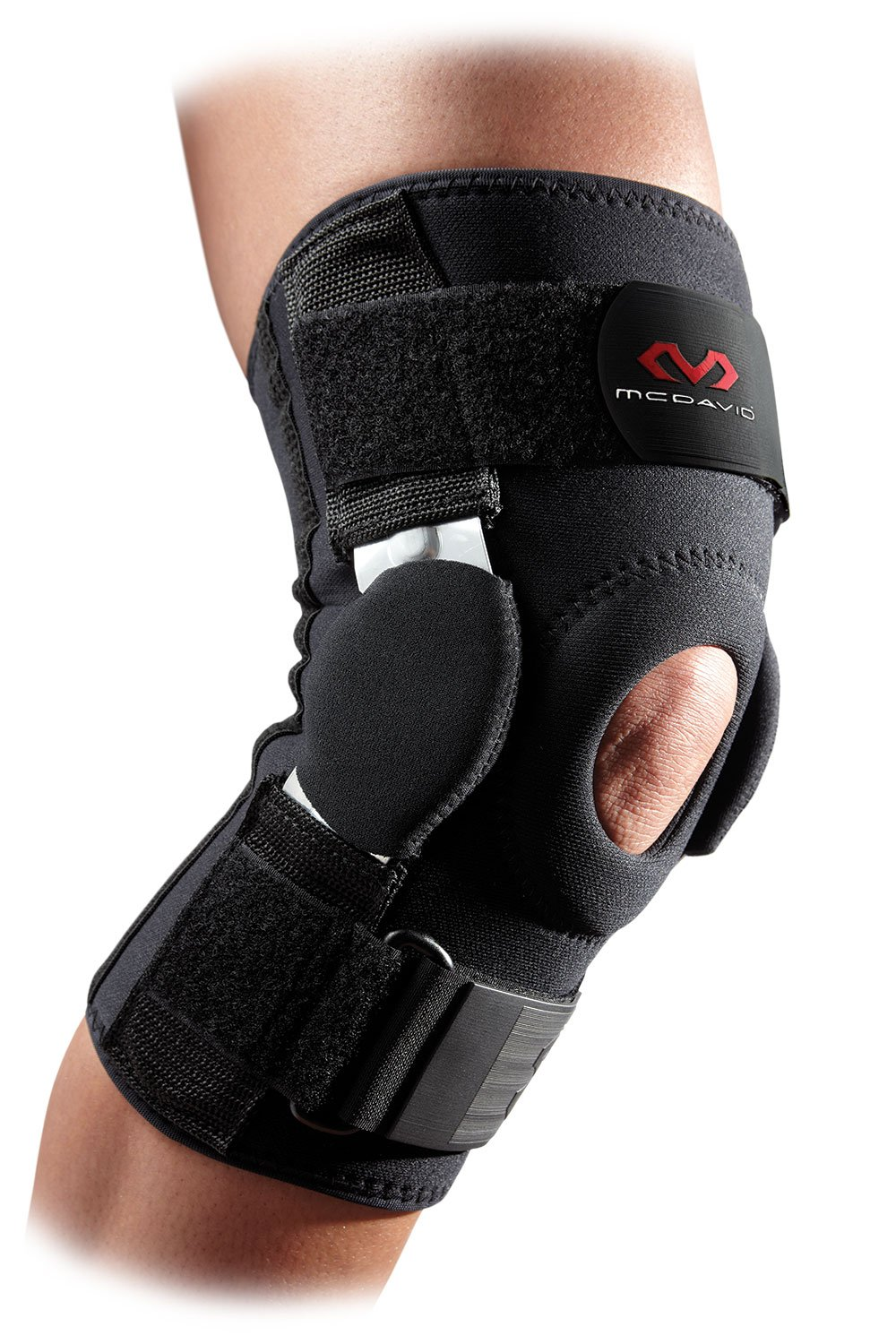 McDavid 422 Dual Disk Hinged Knee Brace (Small)