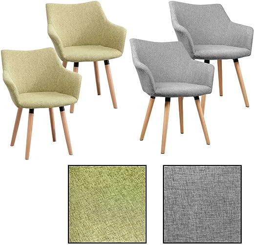 Esszimmerstühle 2 4 6 8 Set Farbwahl Küchenstühle Wohnzimmerstühle Bürostuhl