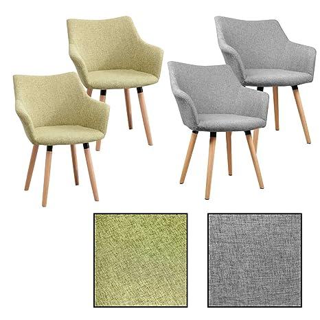 Estexo 2468x Retro Esszimmerstuhl Tomke Stühle Stuhl