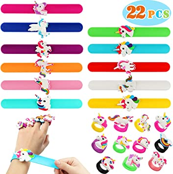 Kinder Spielzeug Einhorn Armband Mädchen 3d Einhorn Slap