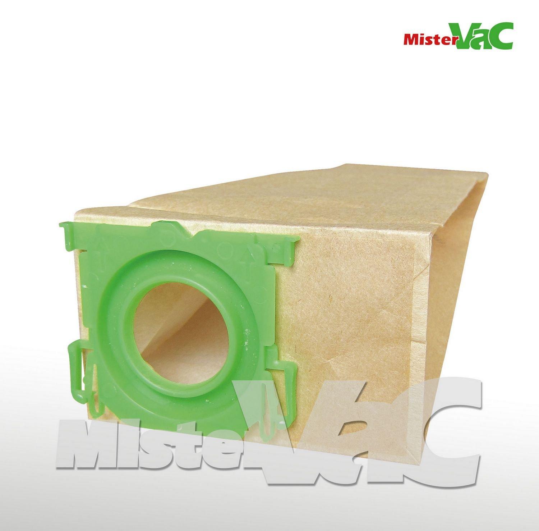 40x Staubsaugerbeutel geeignet Privileg VC-H3605E-2