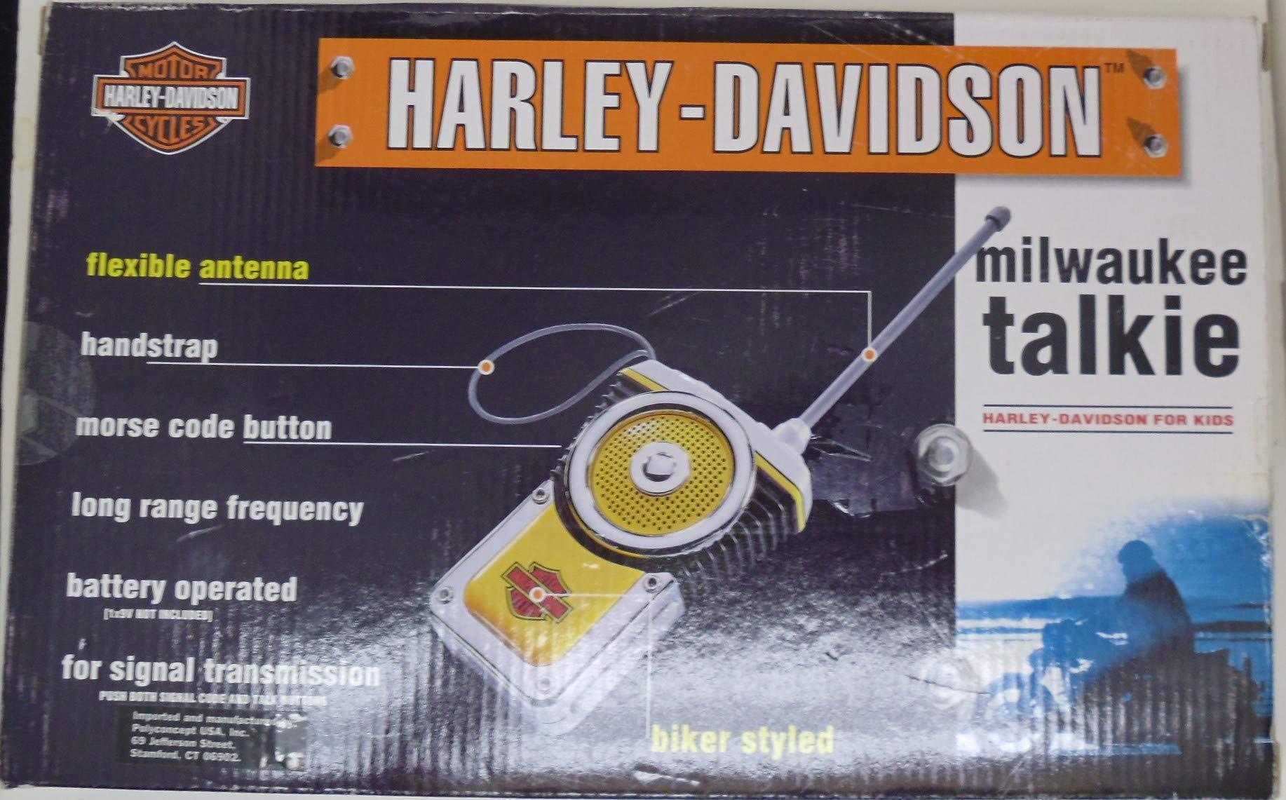 Harley-Davidson Milwaukee Talkie by Harley-Davidson (Image #2)