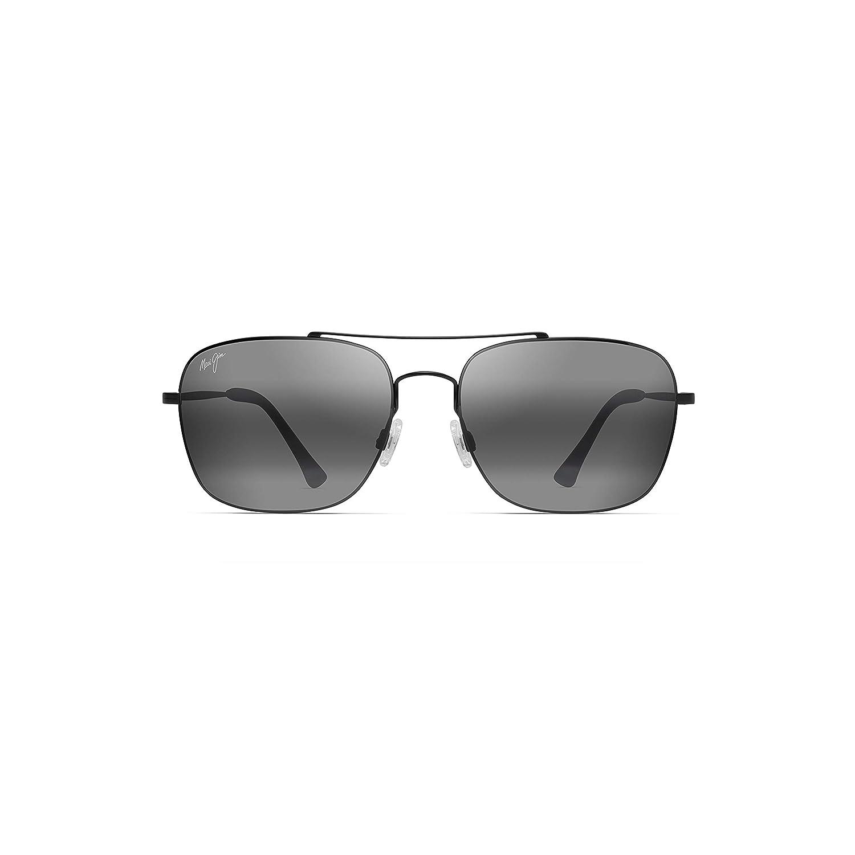 【同梱不可】 Maui Jim ユニセックスアダルト B07DDN8VZX Matte B07DDN8VZX Grey Black/Neutral Grey Matte Jim Black/Neutral Grey, CQB:c35e1eb0 --- brp.inlineteambrugge.be