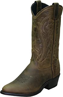 product image for Abilene Sage Mens Cutout Snip Toe Boot 4740
