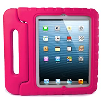 ipad cases for kids,savfy child shock proof kids cover case with