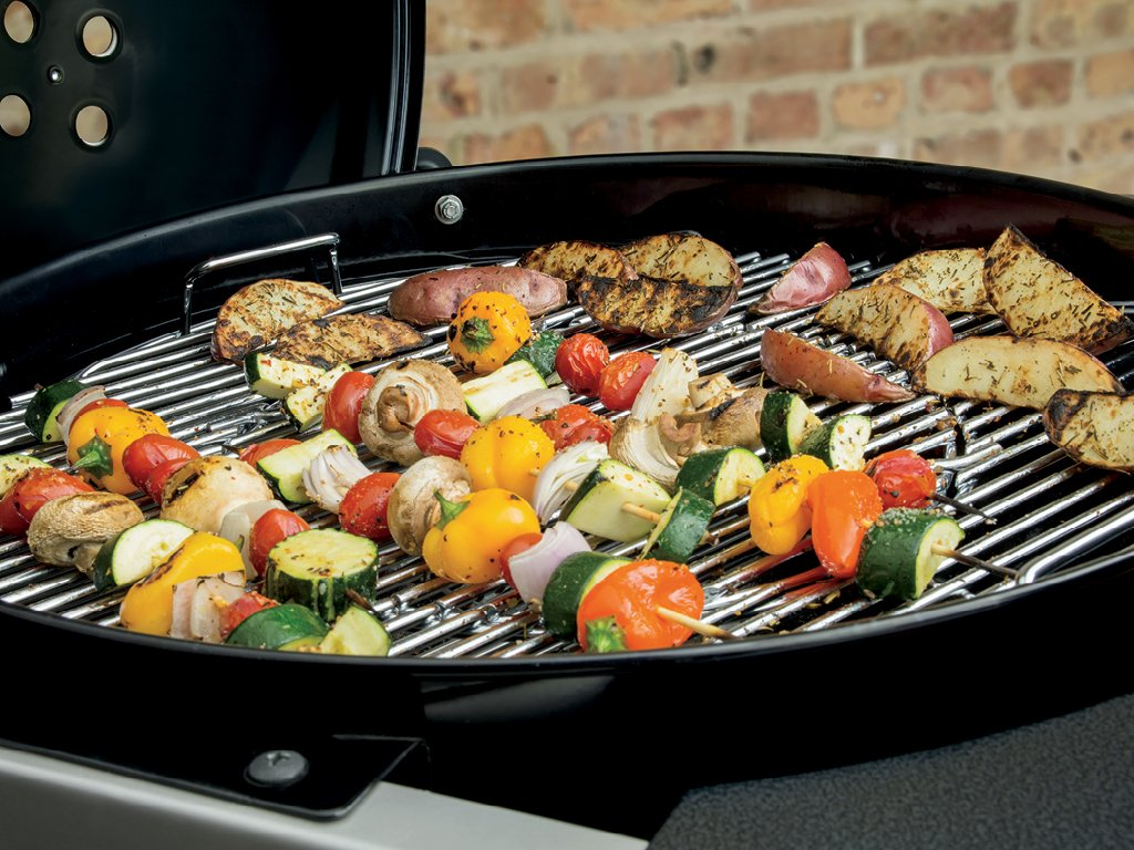 Weber 15502001 Performer Deluxe Charcoal Grill, 22-Inch, Copper by Weber
