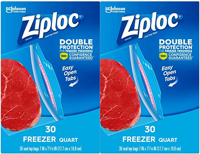 The Best Ziploc Vacuum Sealer Bags Quart