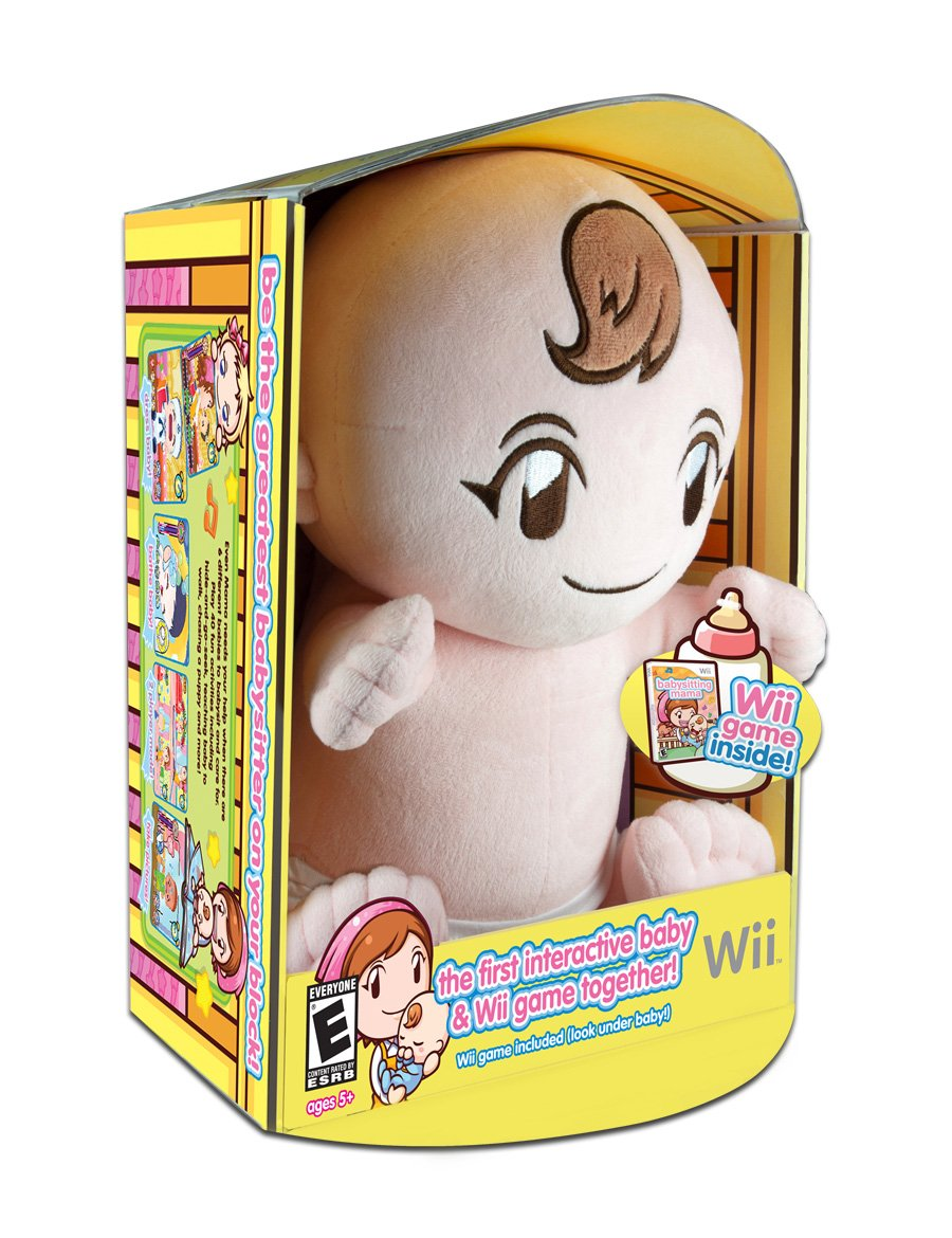 Wii Baby Game Kaset Nintendo New Super Mario Bros Buy Sameo Sitting Mama Online At Low Prices In India Video Games