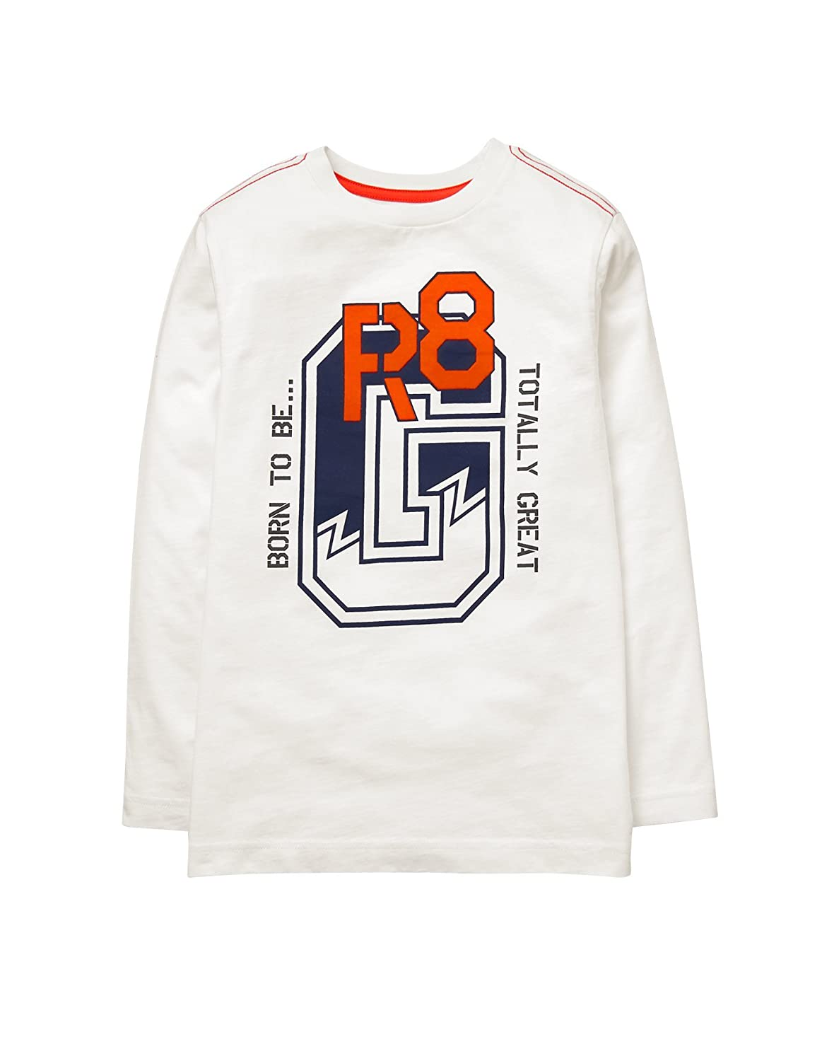 Crazy 8 Boys His Long-Sleeve Graphic Tee