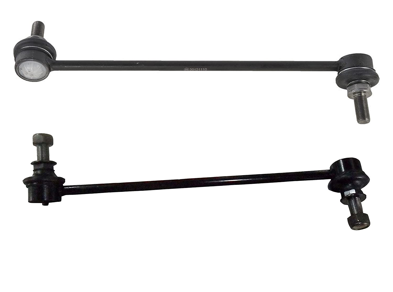 Driver /& Passenger Side for Nissan Altima 2007-2012 All Models PartsW 2 Piece Suspension Kit Front Sway Bar End Link