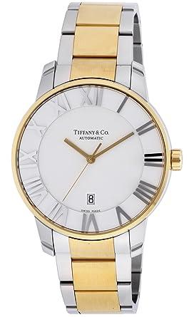 ffb07bad82ac0 Amazon.com: Tiffany & Co. Watch Atlas Dome Automatic Z1810.68.15 ...