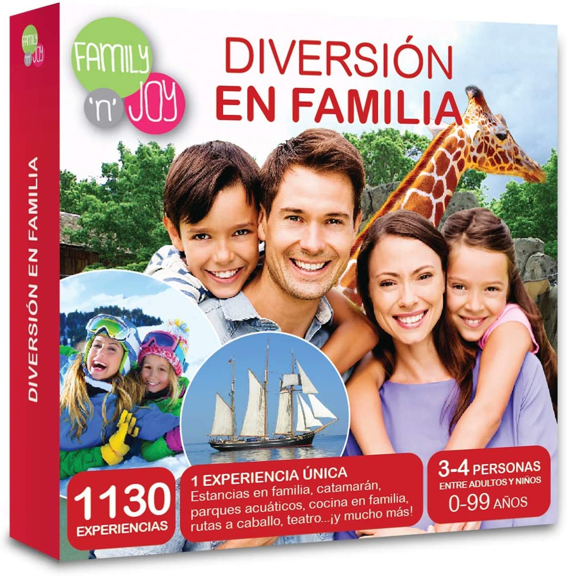 family n joy diversion en familia