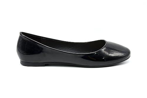 Chaussures Oh My Shop noires femme kT5ceYS