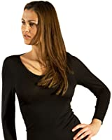 Hocosa Women's Long-Underwear Pants in Wool-Silk Blend at Amazon ...