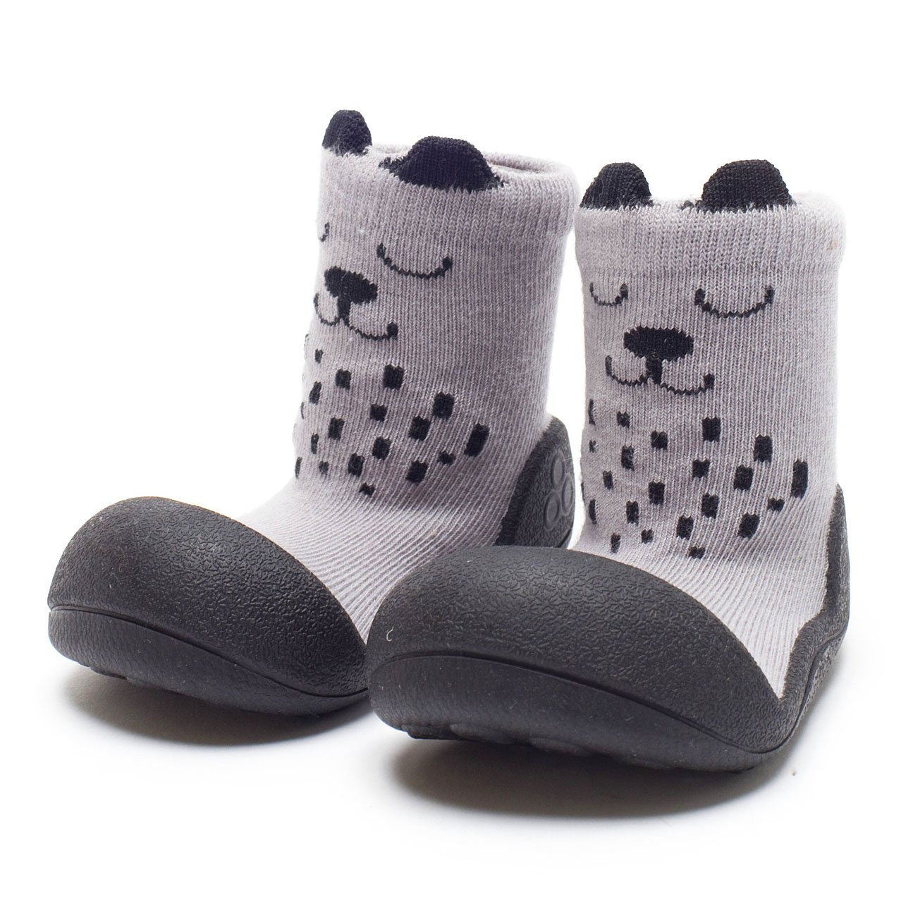 Attipas A17C, Zapatos Primeros Pasos, Gris (Cutie Gray), 20 EU (