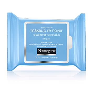 #1 choice of make-up artists. Remove makeup in one easy step with Neutrogena Makeup Remover Cleansing Towelettes Refill Pack.