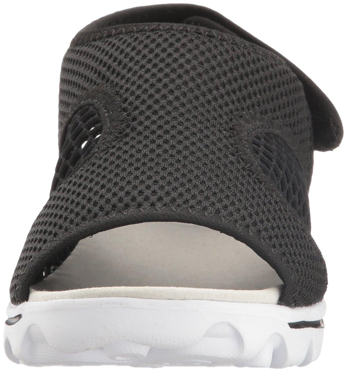 Propet Women's 6.5 TravelActiv Ss Sandal B01IODEXHK 6.5 Women's W US|Black 96171f