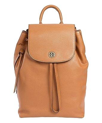 dececc121817 Tory Burch Brody Leather Backpack (Bark)