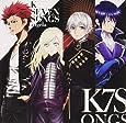 K SEVEN SONGS(Blu-ray Disc付)