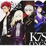 K SEVEN SONGS(Blu-ray Disc付)