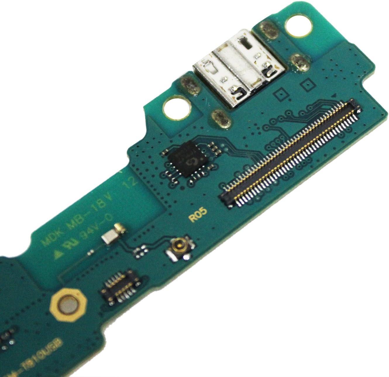 Zahara USB Charging Port Flex Board Replacement for Samsung Galaxy Tab S2 9.7 SM-T810 SM-T815 Tools Kit
