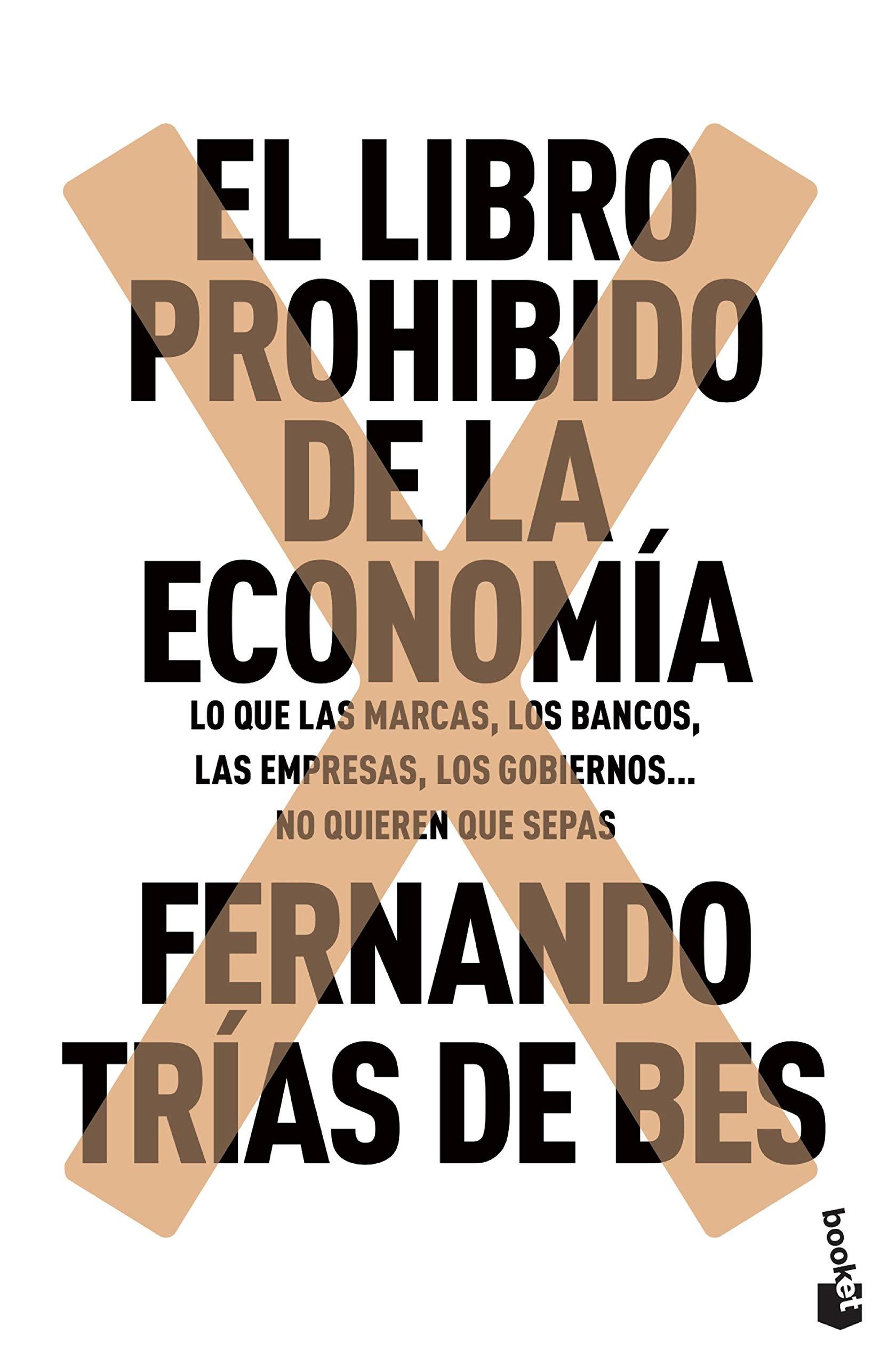 El libro prohibido de la economía (Divulgación): Amazon.es ...