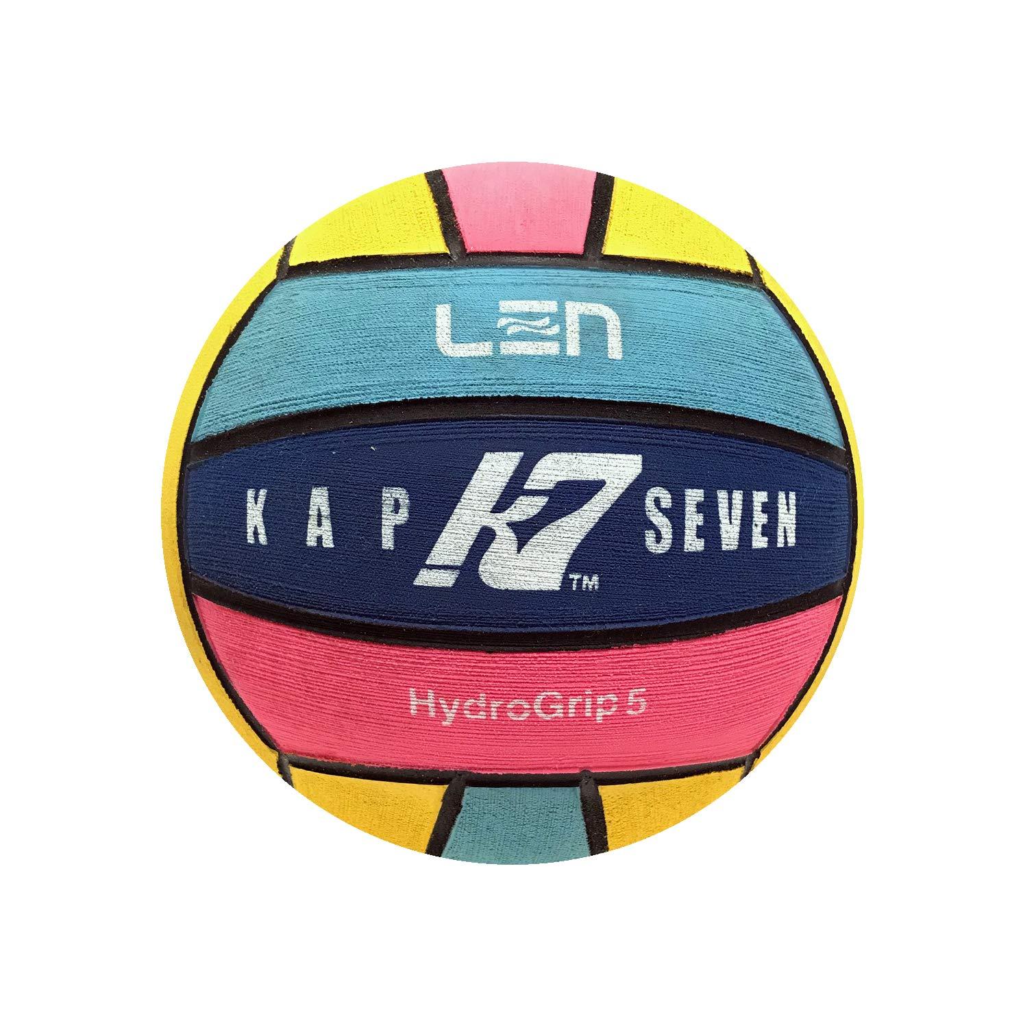 KAP7 Size 5 LEN Euro 2018 Water Polo Ball (Limited Edition) by KAP7