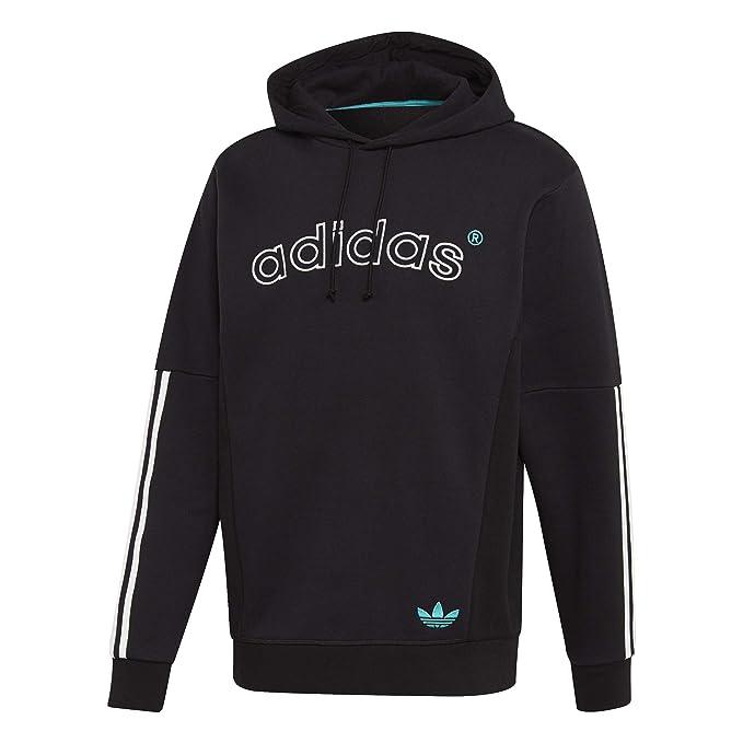 6a663535 Adidas Originals Archive Logo - Sudadera con Capucha, diseño de ...