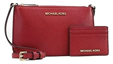 3bcbe66bab7492 Image Unavailable. Image not available for. Color: MICHAEL Michael Kors  Crossbody ...