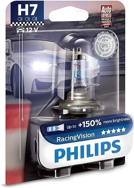 Oferta amazon: Philips 12972RVB1 Bombilla para Faros Delanteros, Azul