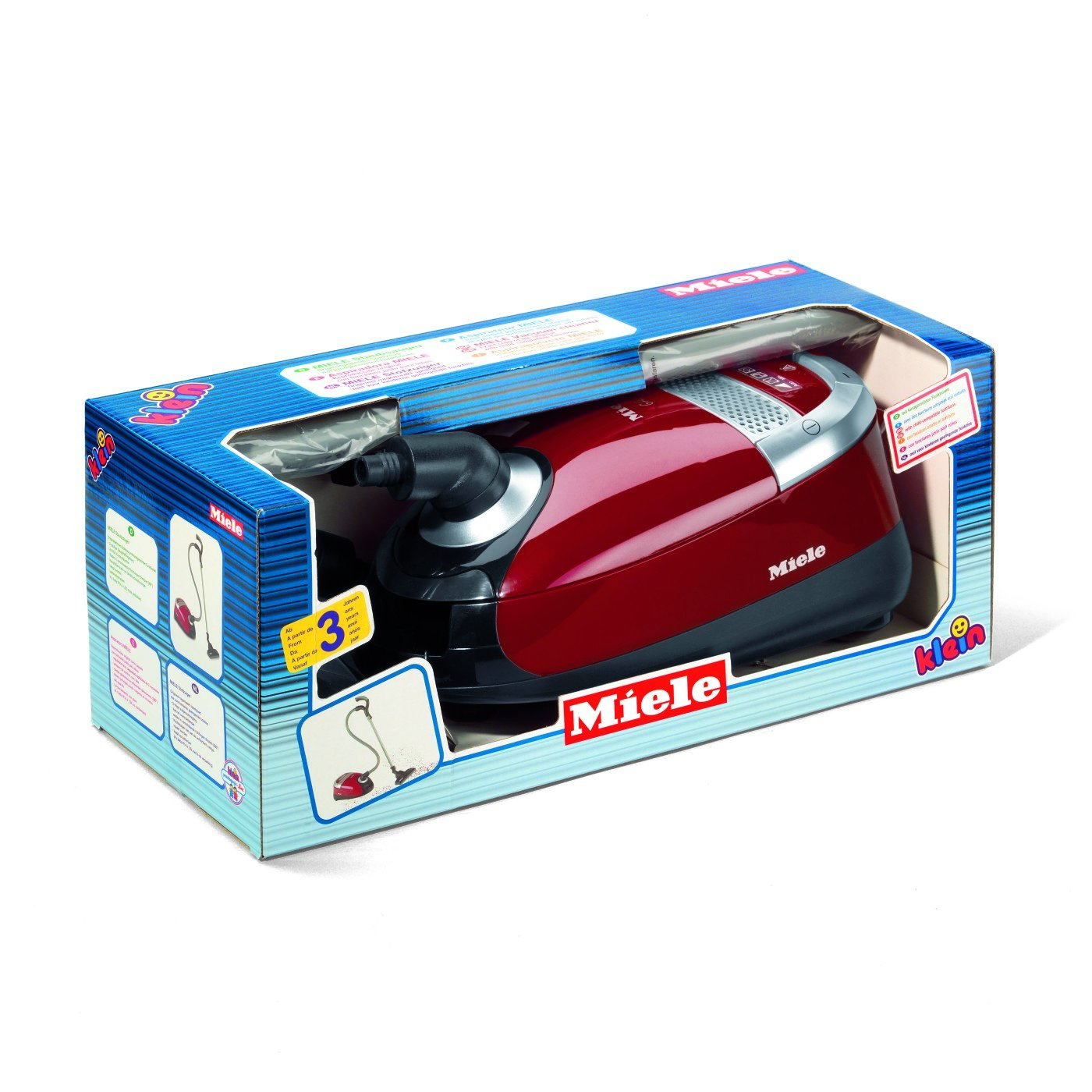 Miele Toy Canister Vacuum
