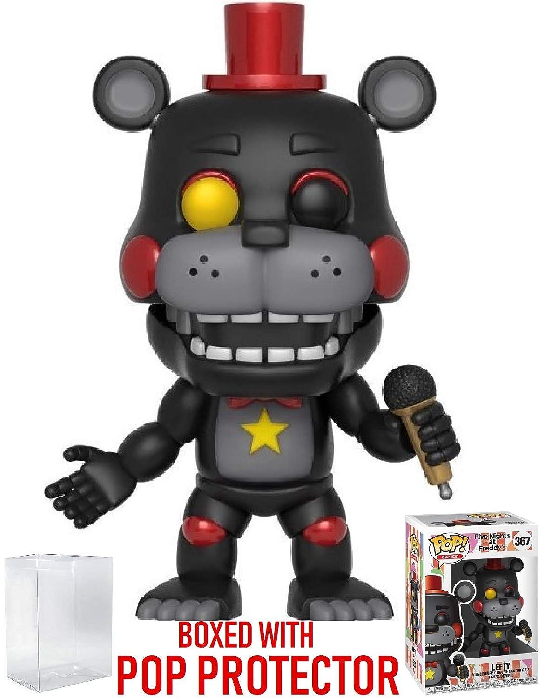 Amazon com: Funko Pop! Games: Five Nights at Freddy's Pizza