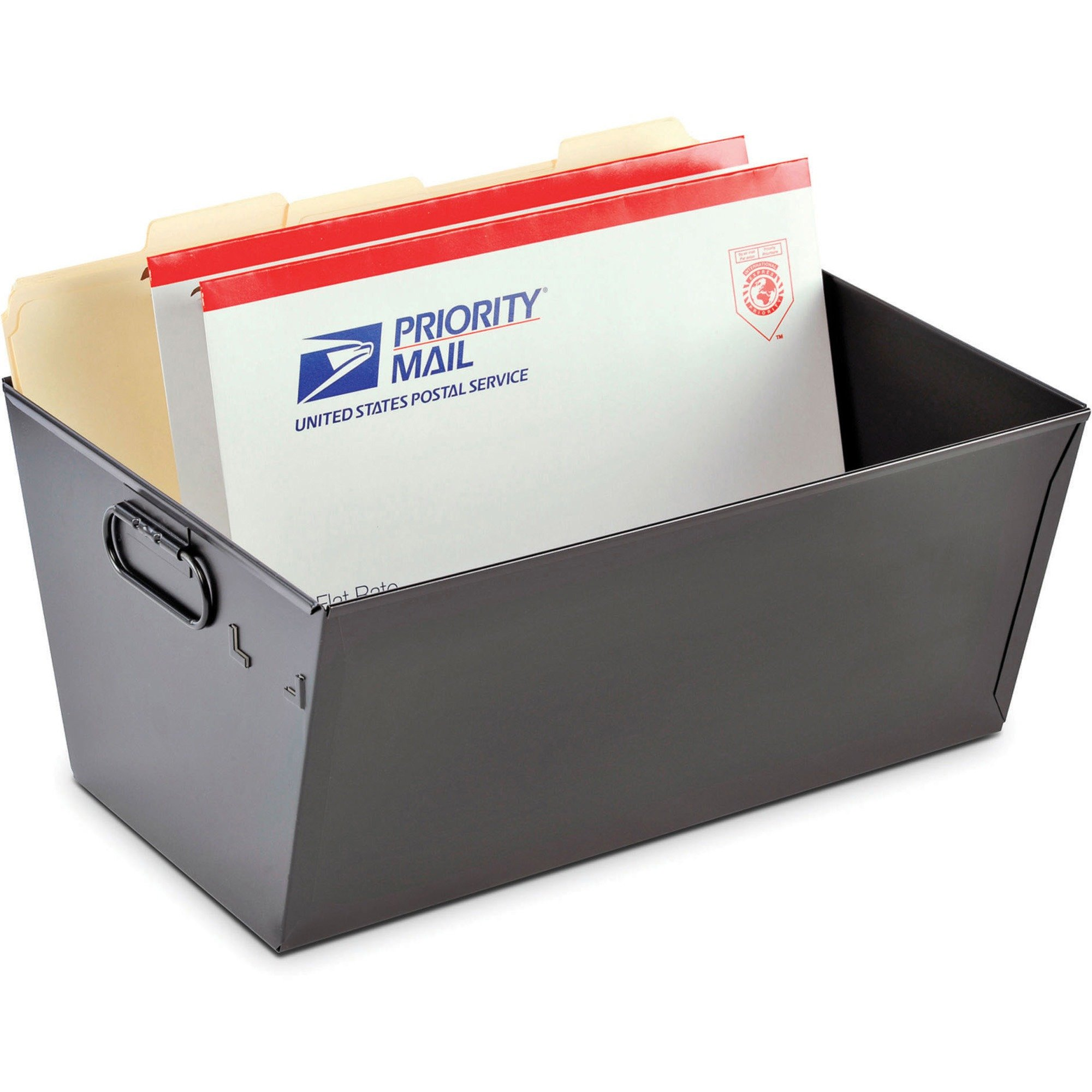 MMF2062TBK - MMF Posting Tub Storage Box