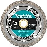 Makita A-94552 4-1/2-Inch Turbo Rim Diamond Masonry Blade