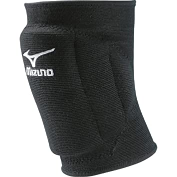 d8a2d507037a Mizuno T10 Volleyball Kneepad, Black, One Size: Amazon.co.uk: Sports ...