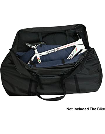 41bc529c05d Topnaca MTB Soft Mountain Road Bikes Travel Case Transport Bag Wheel Carry  Bag Bicycle Carrying Case