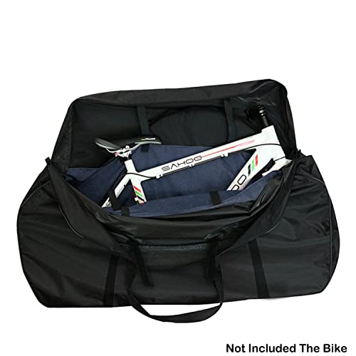 Topnaca® Soft Bike Travel Cases Transportation Bag Bicycle Carrying Outdoor Storage
