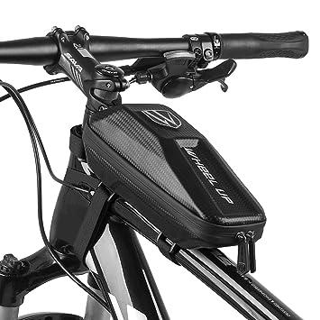 MBEN Bolsa de Cuadro de Bicicleta, Bolsa Delantera de Bicicleta ...