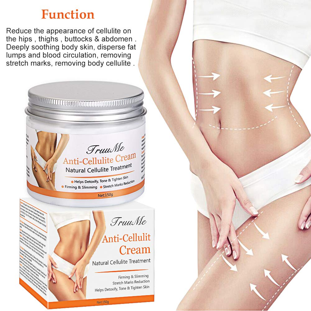 Anti-cellulite cream - tip and recommendation for use
