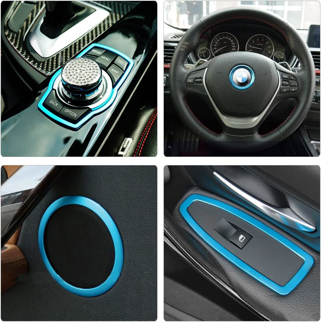 eastar Window Switch Panel Cover Door Speaker Trim Steering Wheel Ring Multimedia Buttons Cover