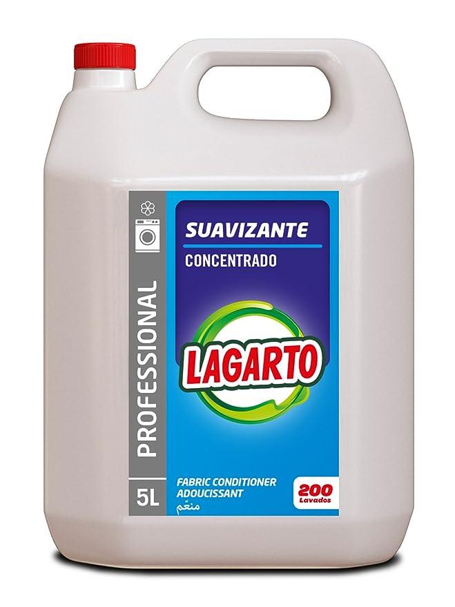 Lagarto Suavizante para Ropa Superconcentrado Profesional - 5000 ...