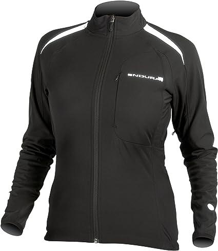 Endura Windchill Cycling Jacket Black Medium Bike