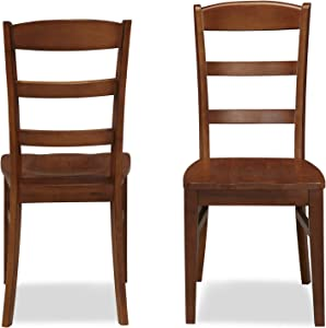 Home Styles The Aspen Collection Ladder Back Dining Chairs