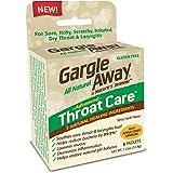 Gargle Away Throat Care, 6-PK Net Wt. 1.12oz